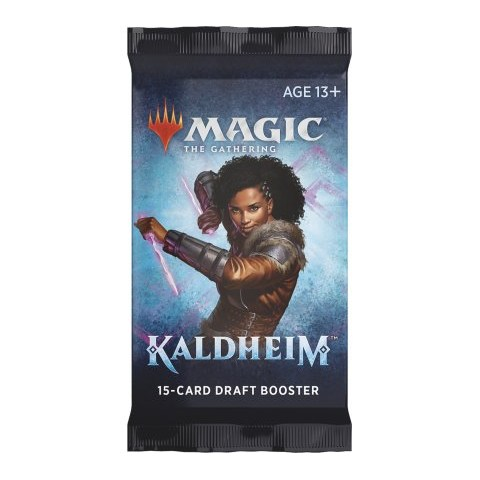 MTG: Kaldheim Draft Booster (1) в Magic: the Gathering