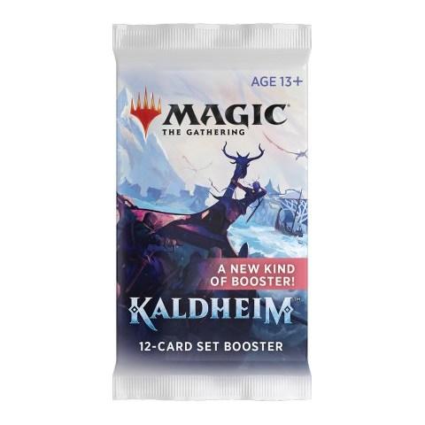 MTG: Kaldheim Set Booster (1) в Magic: the Gathering