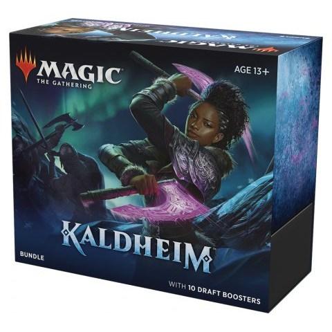 MTG: Kaldheim Bundle (10 boosters)
