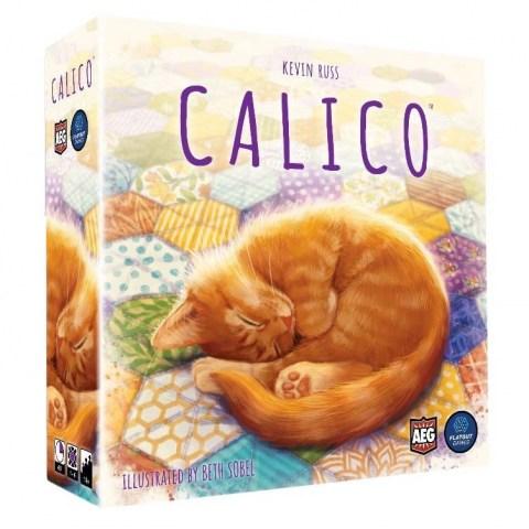 Calico (2020) - настолна игра