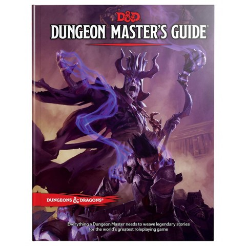 Dungeons & Dragons RPG 5th Edition Dungeon Master's Guide