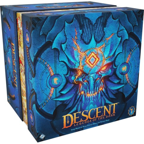 (Pre-order) Descent: Legends of the Dark (2021) - настолна игра