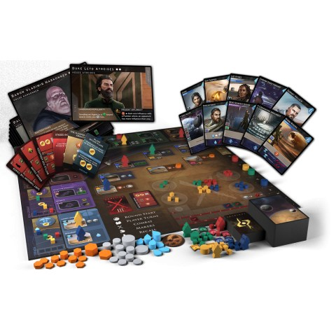 (Pre-order) Dune: Imperium Board Game (2020) - настолна игра