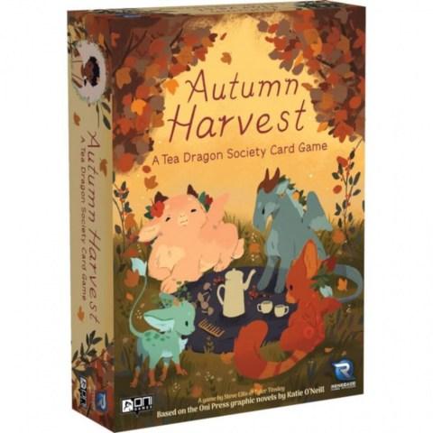 Autumn Harvest: A Tea Dragon Society Game (2020) - настолна игра с карти