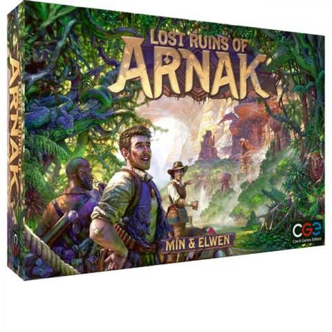 Lost Ruins of Arnak (2020) - настолна игра