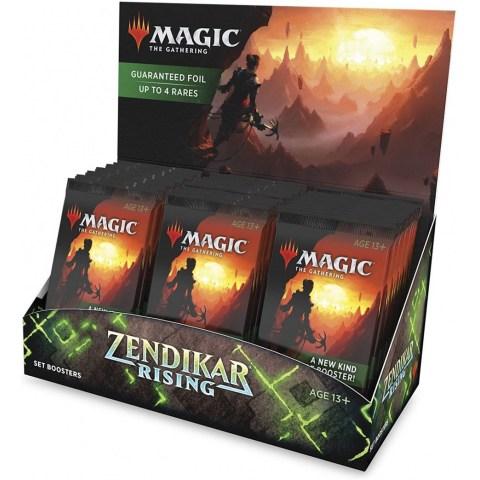 MTG: Zendikar Rising Set Booster Display (30 бустера)
