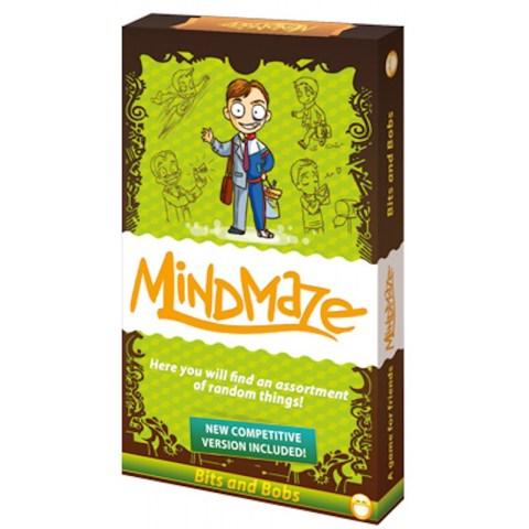MindMaze: Bits and Bobs (2012) - настолна игра