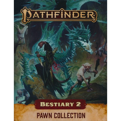 Pathfinder Pawns: Bestiary 2 Pawn Collection в D&D и други RPG / Pathfinder / D&D Pawns