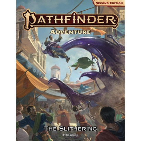 Pathfinder RPG Second Edition: Adventure Path - The Slithering