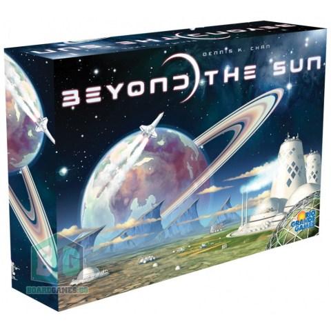 Beyond the Sun (2021 Reprint) - настолна игра