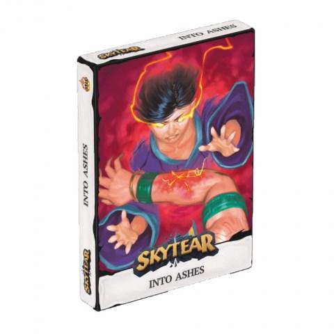 Skytear: Into Ashes Expansion - разширение за настолна игра