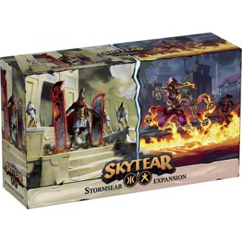 Skytear: Stormsear Expansion - разширение за настолна игра