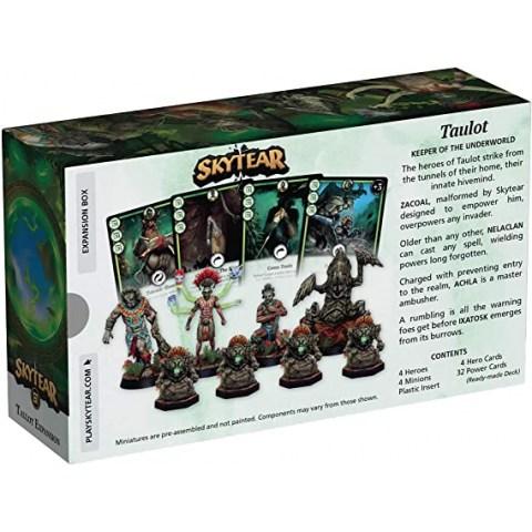 Skytear: Taulot Expansion Board Game