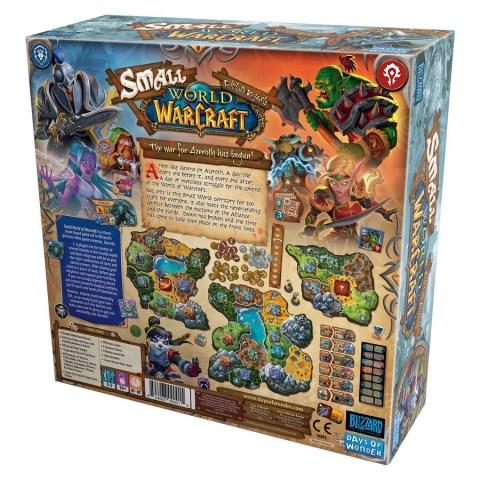 Small World of Warcraft (2020) - настолна игра