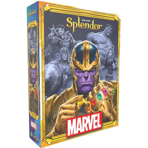 Splendor Marvel (2020) Board Game