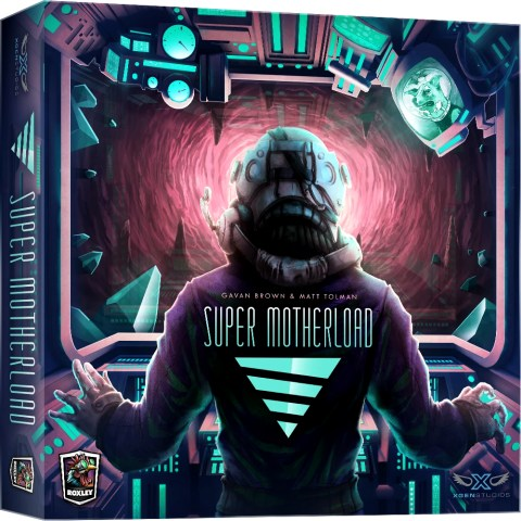 Super Motherload (Second Edition, 2015) - настолна игра