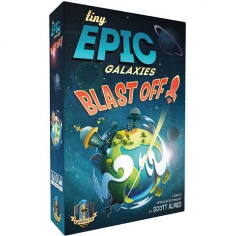 Tiny Epic Galaxies: BLAST OFF! (2020) - настолна игра