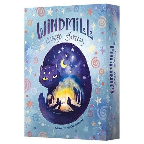 Windmill: Cozy Stories (2020) - настолна игра