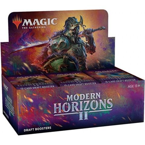 MTG: Modern Horizons 2 Draft Booster Display Box (36)
