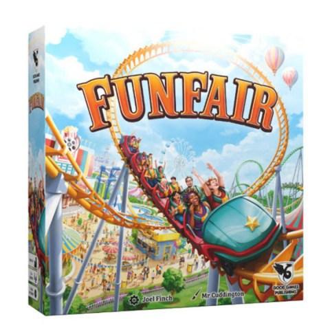 Funfair (2021) - настолна игра