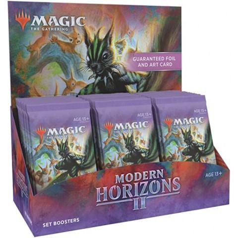 MTG: Modern Horizons 2 Set Booster Display Box (30)