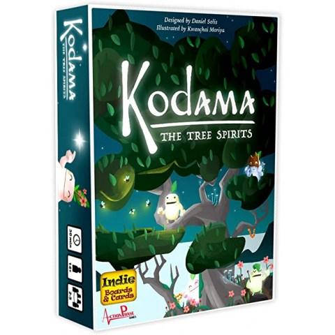 Kodama: The Tree Spirits 2nd Edition - настолна игра с карти