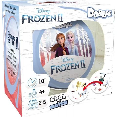 Dobble Disney: Frozen 2 (немско издание) - настолна игра