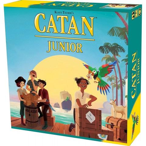 Catan: Junior (2020, английско издание) - настолна игра