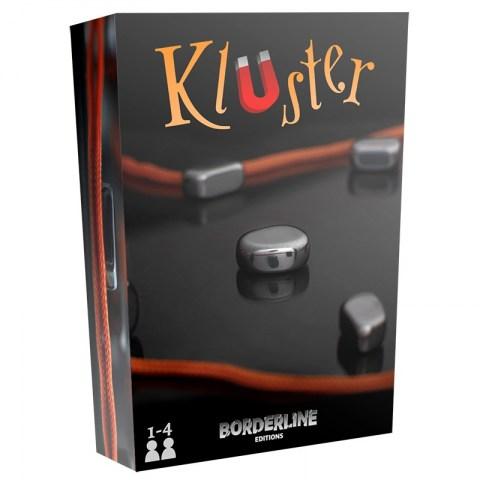 Kluster (2018) Board Game