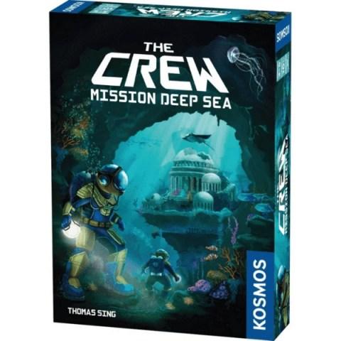 (Pre-order) The Crew: Mission Deep Sea (2021)