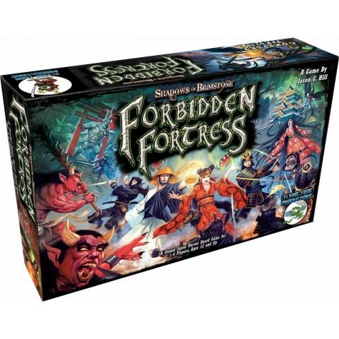 Shadows of Brimstone: Forbidden Fortress (2018) - настолна игра
