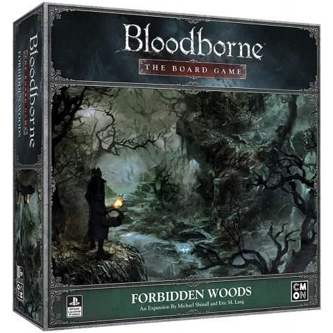 Bloodborne: The Board Game – Forbidden Woods Expansion (2021) - разширение за настолна игра