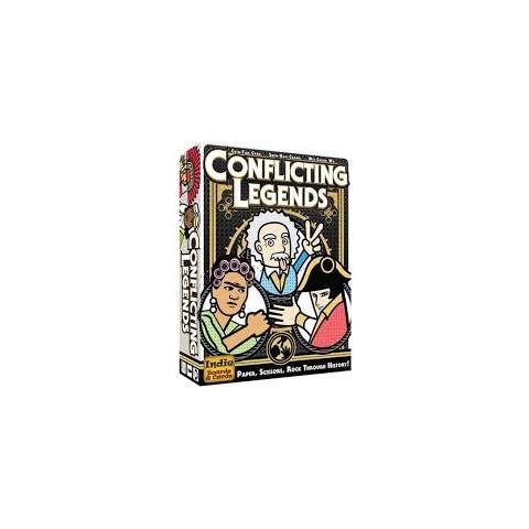 Conflicting Legends (Second Edition) (2019) - парти настолна игра