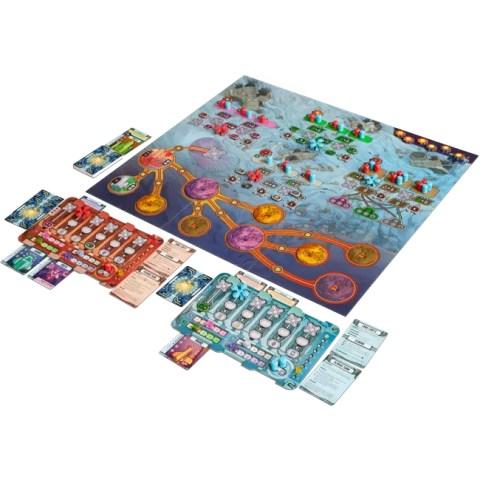 (Pre-order) Cryo Board Game (2021) - настолна игра