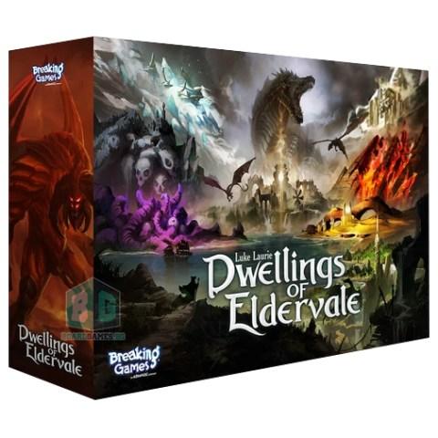 (Pre-order) Dwellings of Eldervale - English Standard Еdition (2021 Reprint) - настолна игра