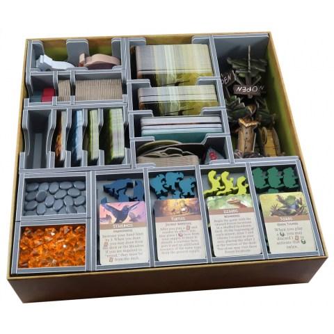 Folded Space: Everdell and Expansions Organiser в Инсърти за кутии