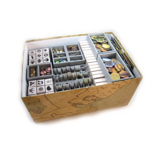 Folded Space: Gloomhaven Organiser в Инсърти за кутии