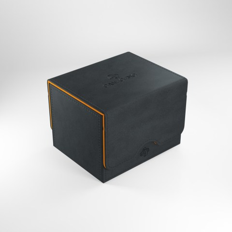 Gamegenic Sidekick 100+ XL Exclusive Edition - Black/Orange in Deck boxes