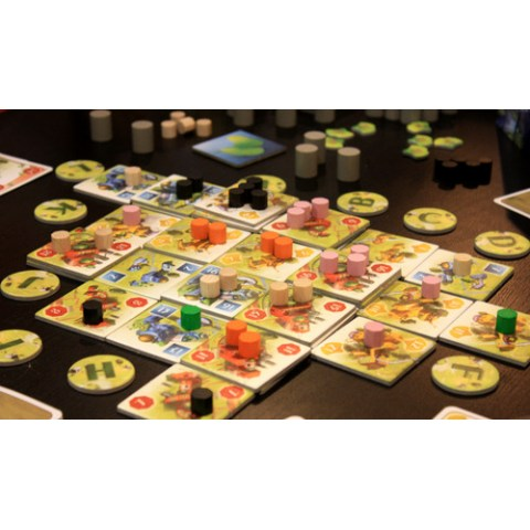 Ginkgopolis (Second Edition, 2020)