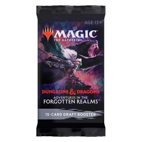 MTG: D&D Adventures in the Forgotten Realms Draft Booster (1)