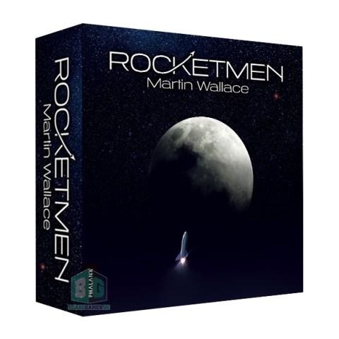 Rocketmen (2021) - настолна игра