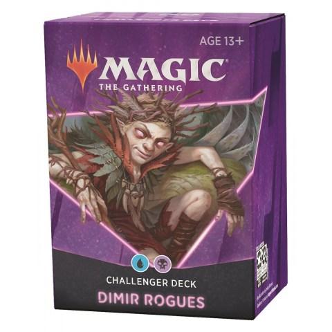MTG: Challenger 2021 Dimir Rogues Deck в Magic: the Gathering