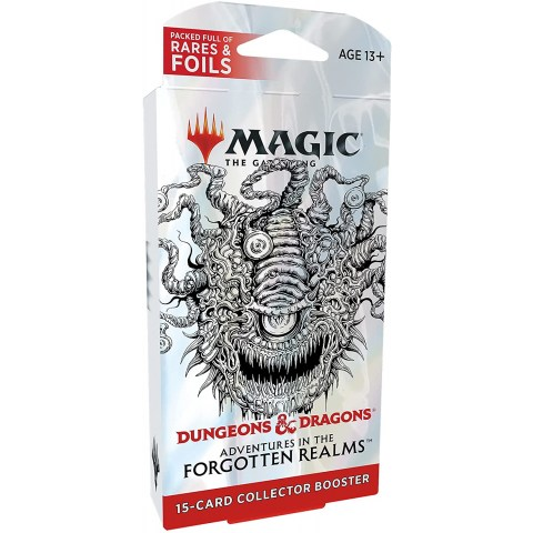 MTG: D&D Adventures in the Forgotten Realms Collector Booster (1)