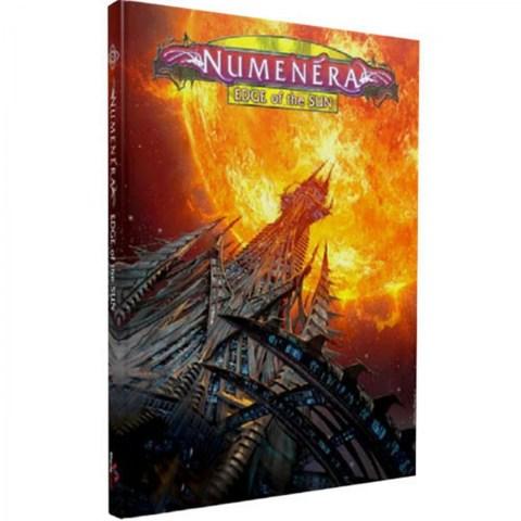 Numenera RPG: Edge of the Sun (Adventure Book) в D&D и други RPG / Други RPG