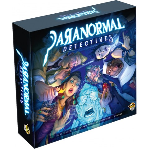 [Damaged box, sealed] Paranormal Detectives (2019) Board Game