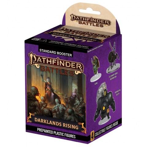 Pathfinder Battles: Darklands Rising Booster (4 миниатюри) в D&D и други RPG / D&D Миниатюри
