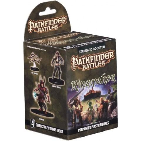 Pathfinder Battles: Kingmaker Booster (4 миниатюри) в D&D и други RPG / D&D Миниатюри