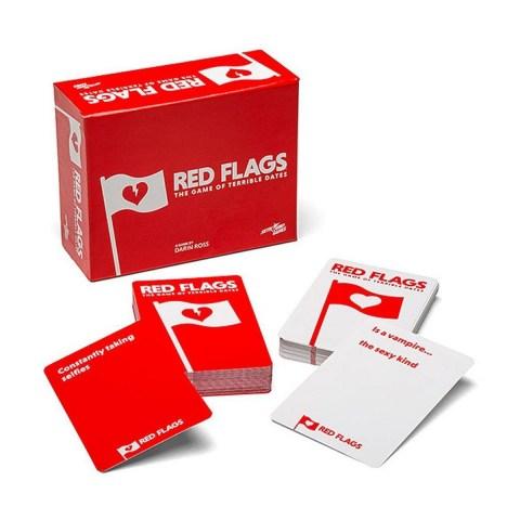 Red Flags (2015) - парти настолна игра