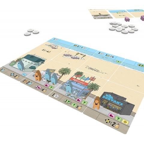 Santa Monica (2020) - настолна игра