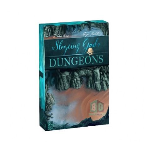 (Pre-order) Sleeping Gods: Dungeons Expansion (2021) - разширение за настолна игра